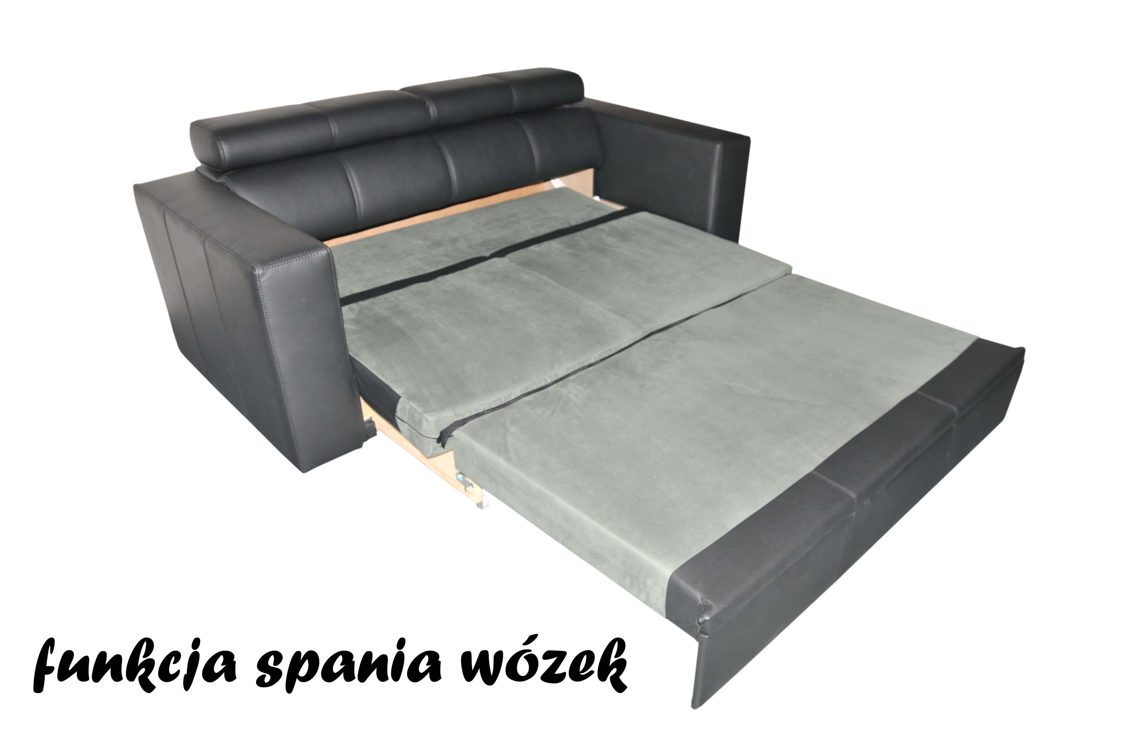 Funkcja spania wózek
