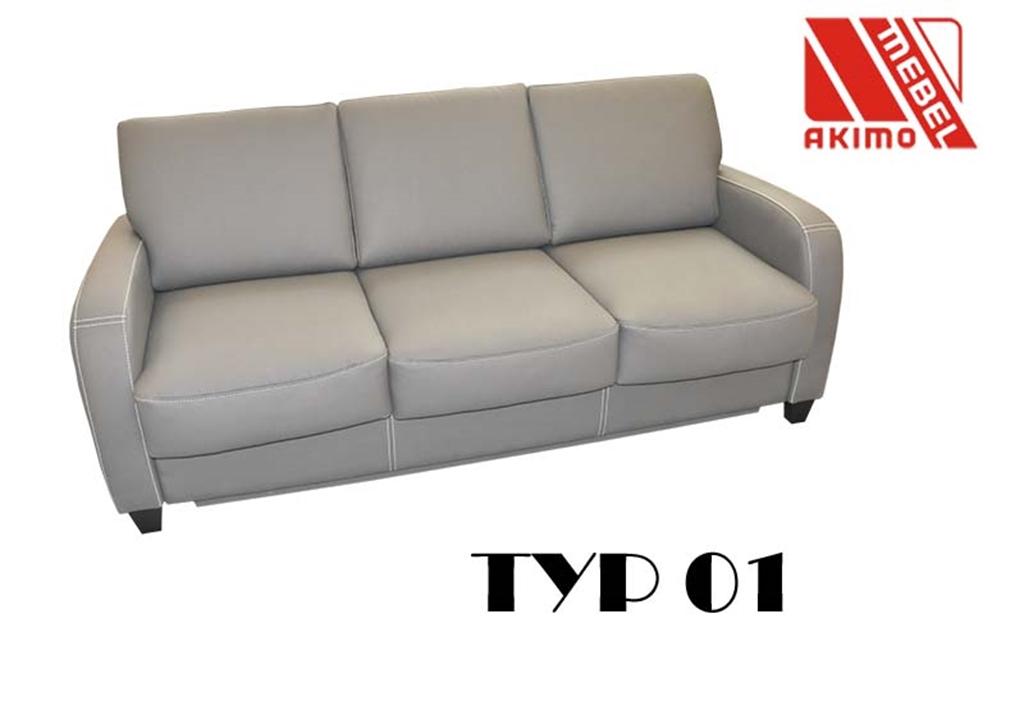 Typ 01 kanapa