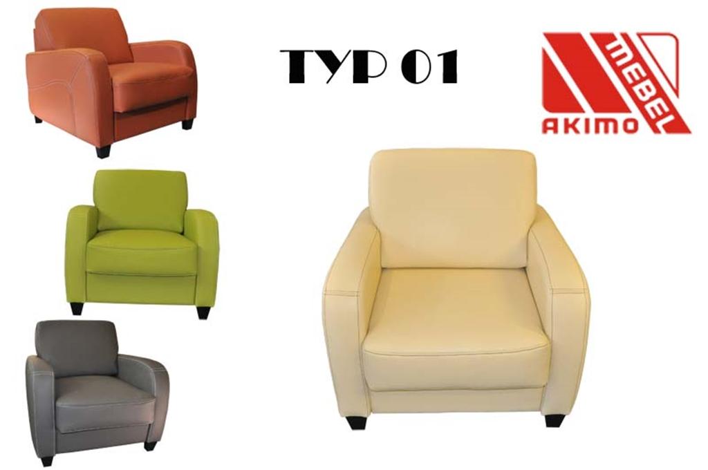 Typ 01 fotel