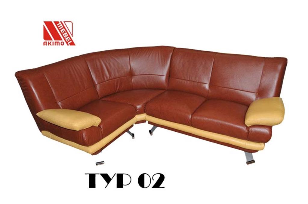Typ 02  narożnik