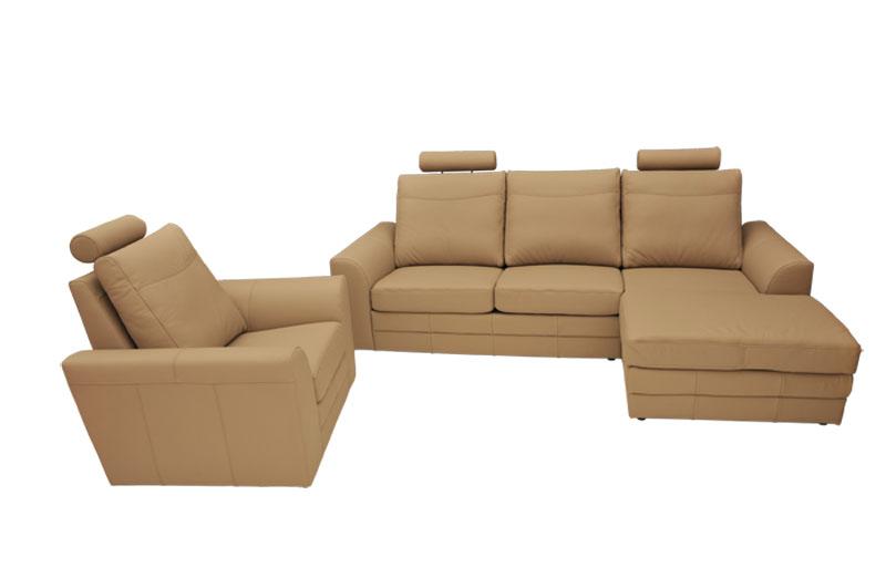 Typ 04 narożnik z fotelem