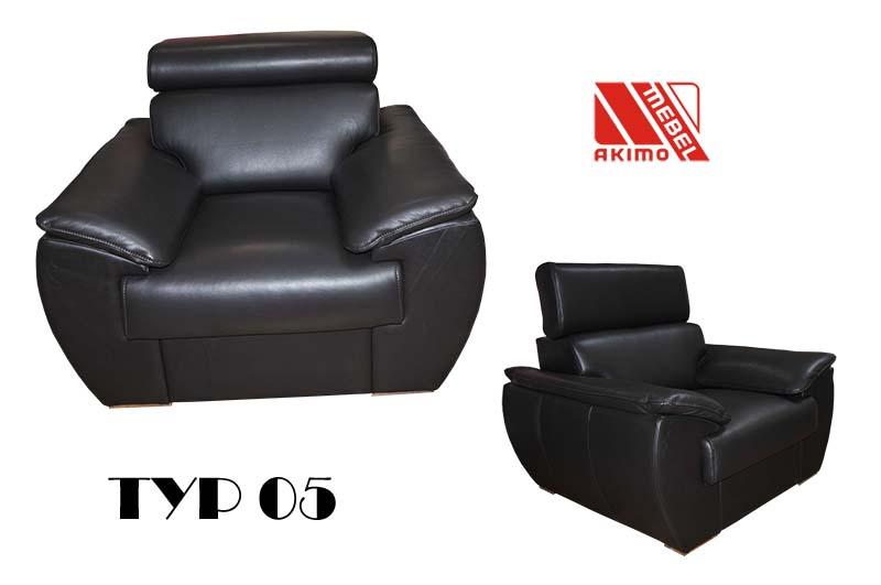 Typ 05 fotel