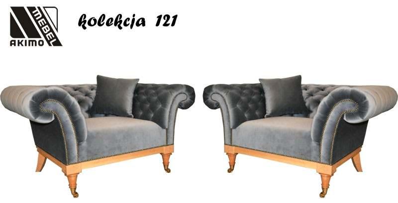 Typ 121 fotel