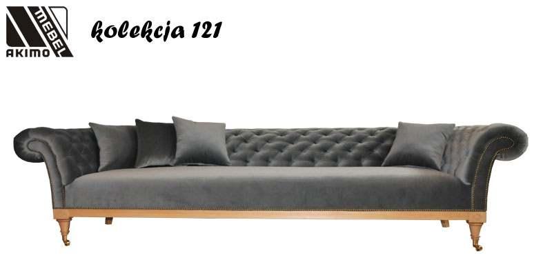 Typ 121 kanapa na wymiar