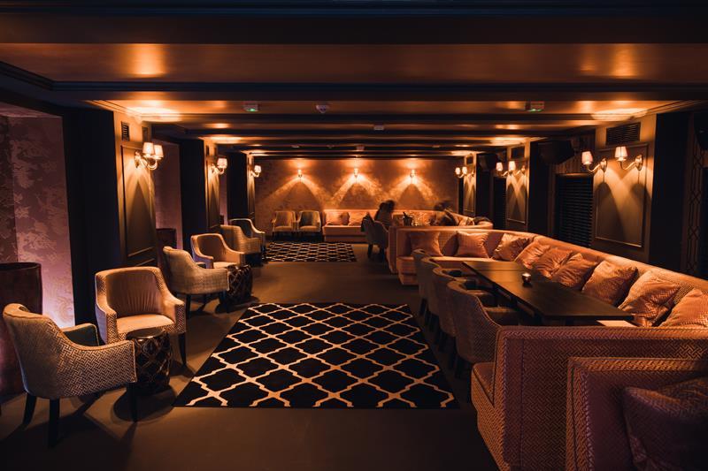 Typ 259 lounge room