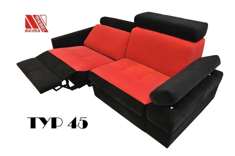 Typ 45 kanapa relax
