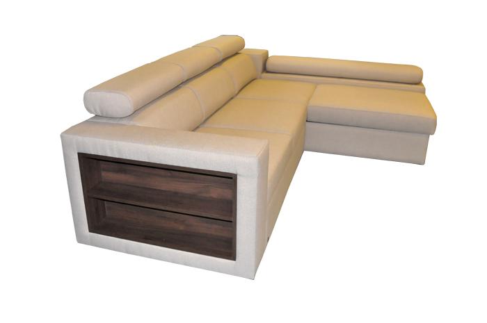 Typ 50  opcja : półka w boku mebla